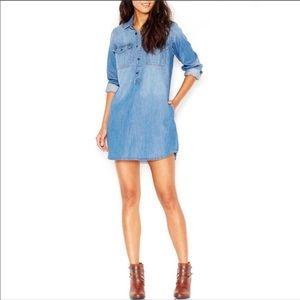 Lucky Brand Denim Dress Size XL